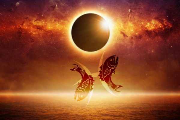 Today's Solar Eclipse & New Moon in Pisces!