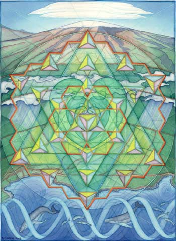 Unlocking the Sri Yantra Through the Secrets of Sacred Geometry