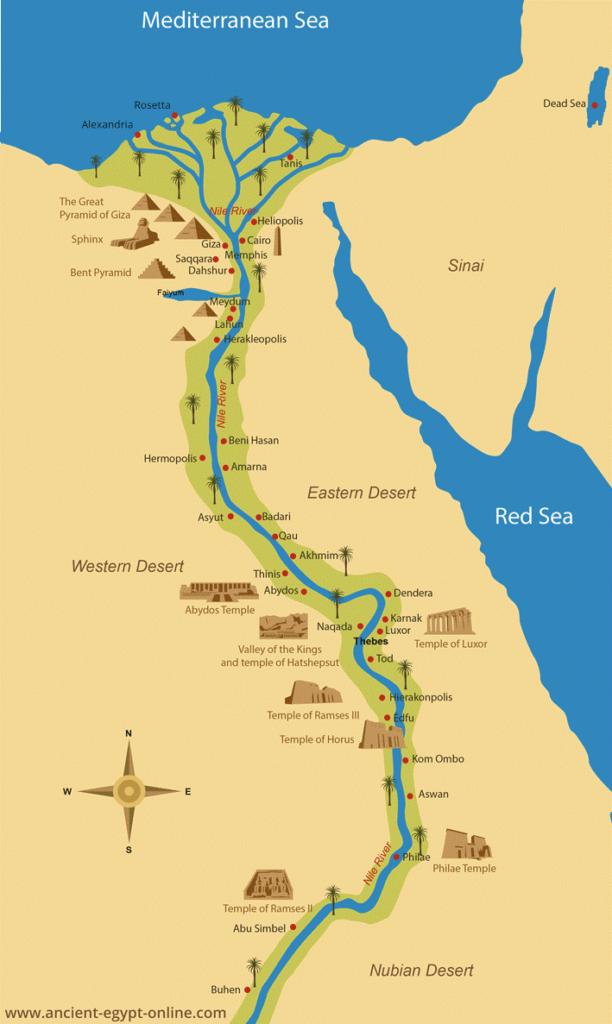 Journey Ancient Egypt