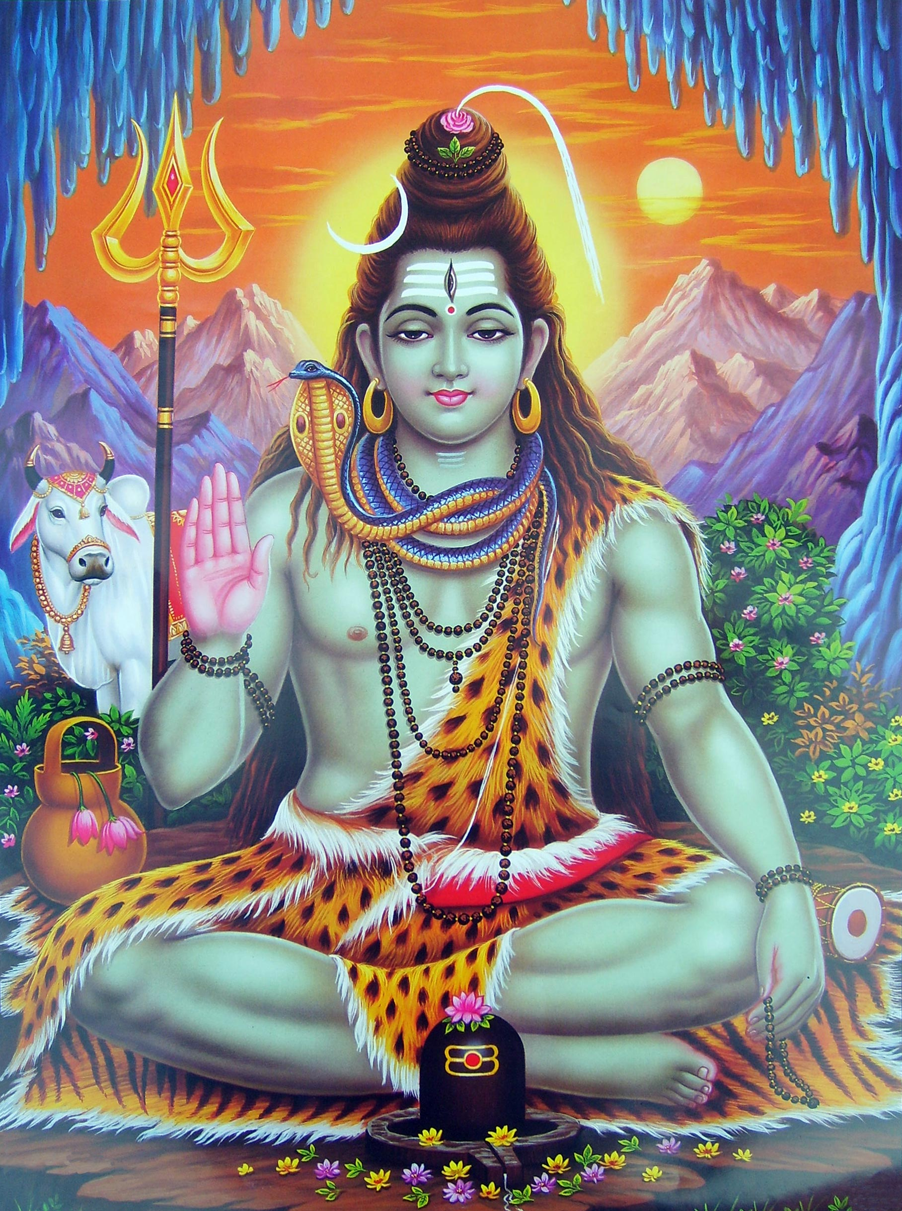 Five divine acts of shiva creationcenter voltagebd Image collections