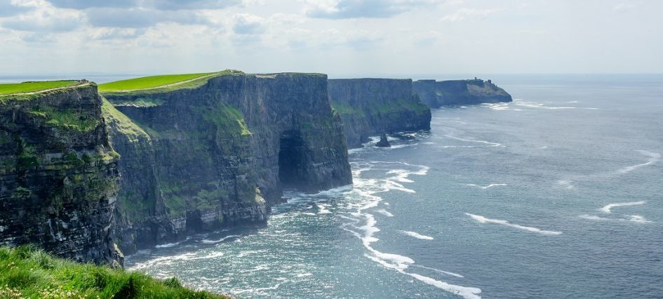cliffs of moher banner size